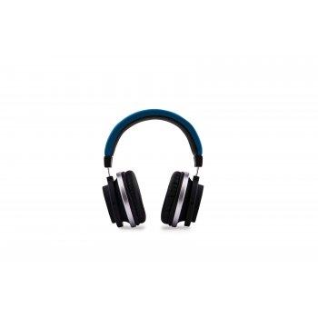 CoolBox CoolPremium auriculares para móvil Binaural Diadema Azul