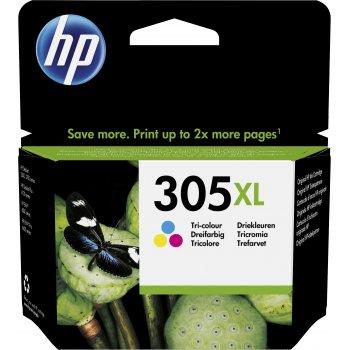 HP 305XL Original Cian, Magenta, Amarillo 1 pieza(s)