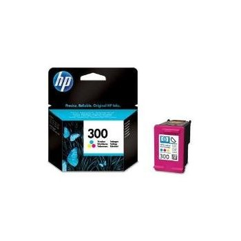 TINTA TRICOLOR HP 300 BLISTER