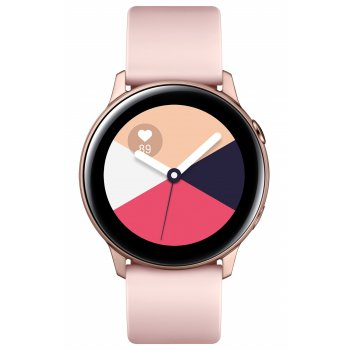 "Samsung SM-R500 reloj inteligente Oro rosa SAMOLED 2,79 cm (1.1"") GPS (satélite)"
