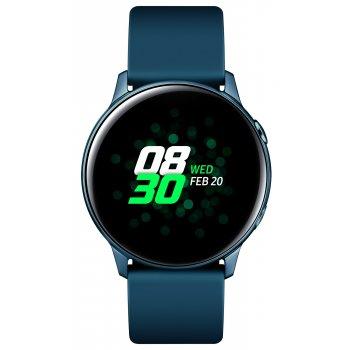 "Samsung SM-R500 reloj inteligente Verde SAMOLED 2,79 cm (1.1"") GPS (satélite)"