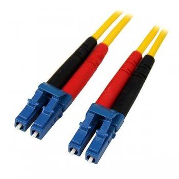 StarTech.com Cable de Red de 10m Monomodo Dúplex Fibra Óptica LC-LC 9 125