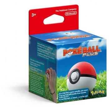 Nintendo Poké Ball Plus accesorio para videojuegos