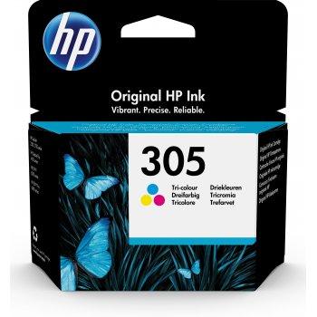 Cartucho de Tinta 3YM60AEBL | HP 305 Original Tricolor