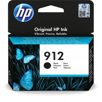 Cartucho de Tinta 3YL80AEBGY | HP 912 Original Negro