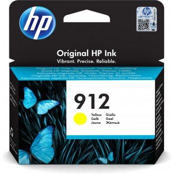 Cartucho de Tinta 3YL79AEBGY | HP 912 Original Amarillo