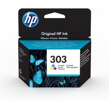 Cartucho de Tinta T6N01AE | HP 303 Original Tricolor