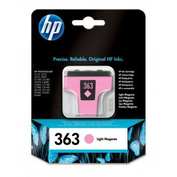 Cartucho de Tinta C8775EE | HP 363 Original Magenta claro
