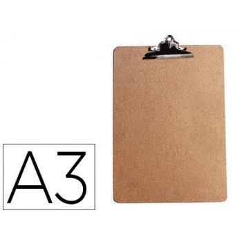 Portanotas q-connect material extraduro din a3