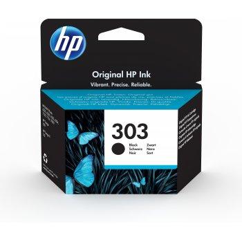 Cartucho de Tinta T6N02AE | HP 303 Original Negro