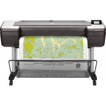 HP Designjet T1700 44-in impresora de gran formato Color 2400 x 1200 DPI Inyección de tinta térmica 1118 x 1676