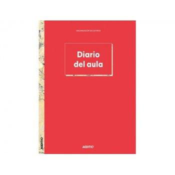 Diario del aula additio programacion diaria del curso por dia y hora o sesion 192 paginas 22,5x30,5 cm