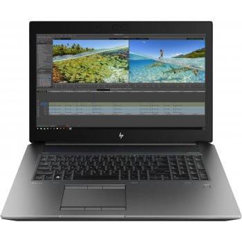 """HP ZBook 17 G6 Plata Estación de trabajo móvil 43,9 cm (17.3"""") 9na generación de procesadores Intel® Core™ i9 32 GB DDR4-SDRAM"""