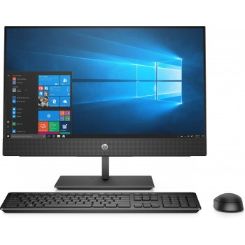 "HP ProOne 400 G4 50,8 cm (20"") 1600 x 900 Pixeles 9th gen Intel® Core™ i5 i5-9500T 8 GB DDR4-SDRAM 256 GB SSD Negro PC todo en"