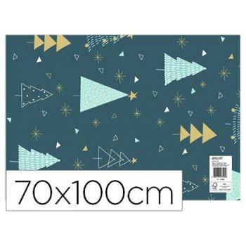 Papel fantasia ancor navidad 70 x 100 cm 80 gr modelo 33