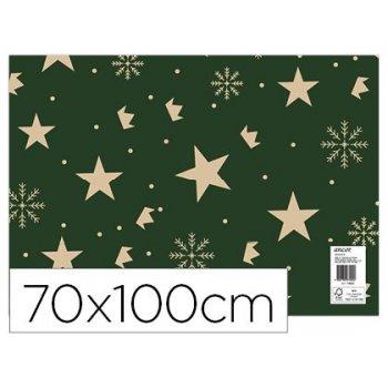Papel fantasia ancor navidad 70 x 100 cm 80 gr modelo 31