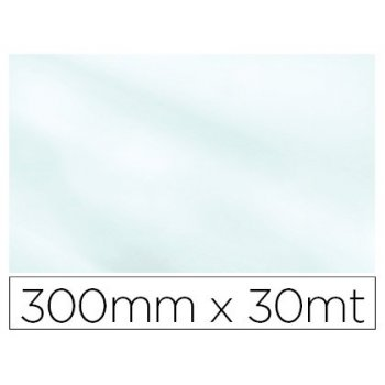 Papel fantasia colibri simple transparente bobina 300 mm x 30 mt