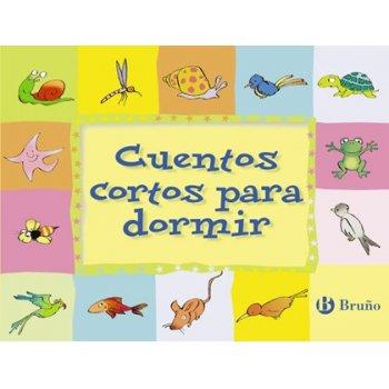 Libro bruño cuentos cortos para dormir tapa cartone 544 paginas 210x160 mm