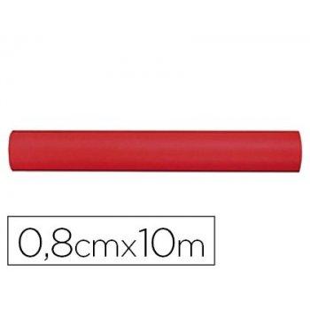 Material efecto tela apli dressy bond rollo 80 cm x 10 m rojo