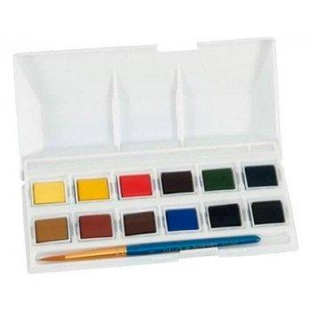 Acuarela daler rowney simply bolsillo caja de 12 colores surtidos