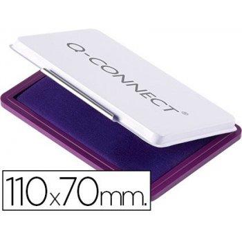 Tampon q-connect n.2 110x70 mm violeta