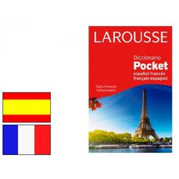 Diccionario larousse pocket frances - español   español - frances