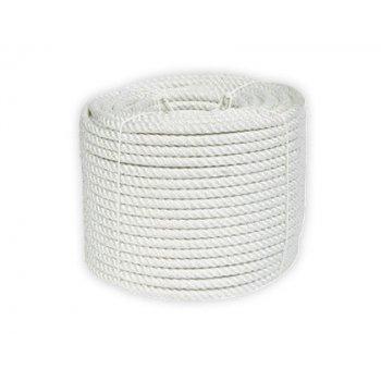Cuerda nylon blanco rollo de 250 g