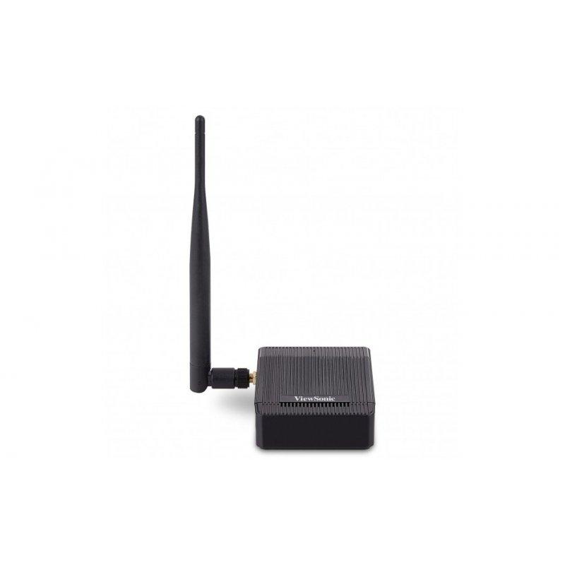Viewsonic NMP-302w reproductor multimedia y grabador de sonido 8 GB Wifi Negro