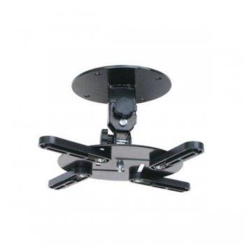 Nilox AMOM06080 montaje para projector Techo Negro