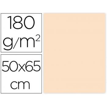 Cartulina liderpapel 50x65 cm 180g m2 sepia paquete de 25