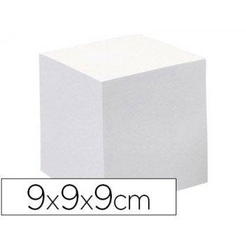 Taco papel quo vadis encolado blanco 680 hojas 100% reciclado 90 g m2 90x90x90 mm