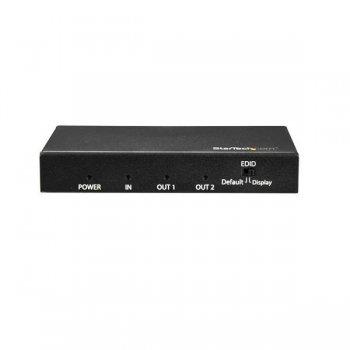 StarTech.com Splitter HDMI de 2 Puertos - 60Hz