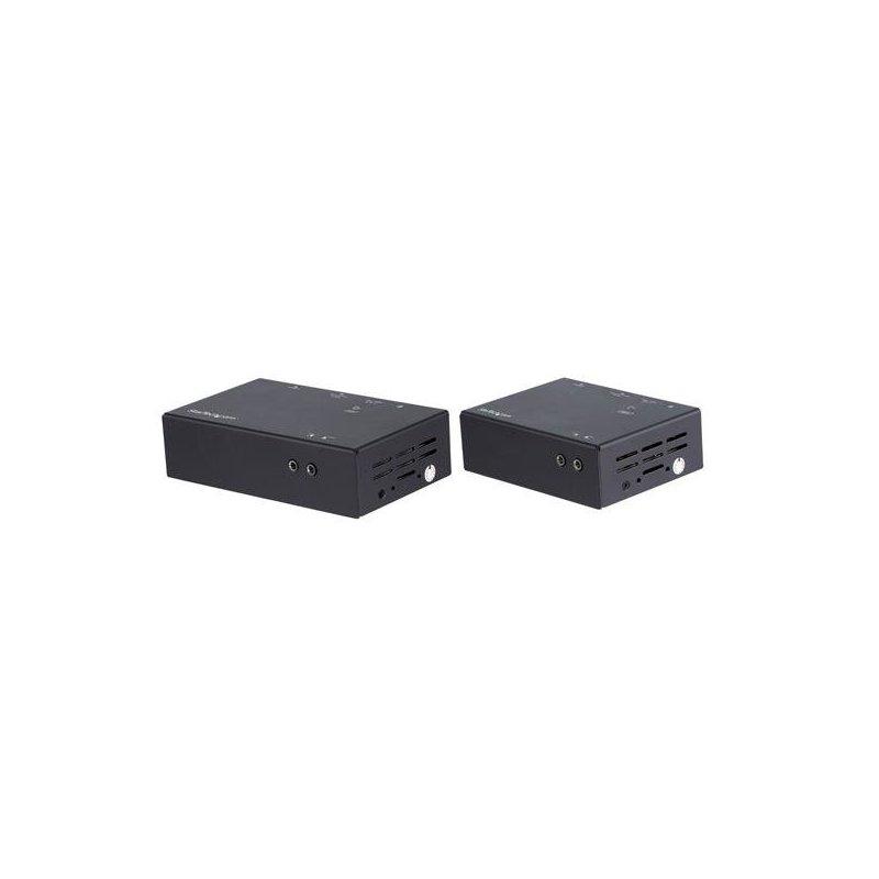 StarTech.com Extensor HDMI por CAT6 - PoC Alimentación por Cable - Hasta 100m