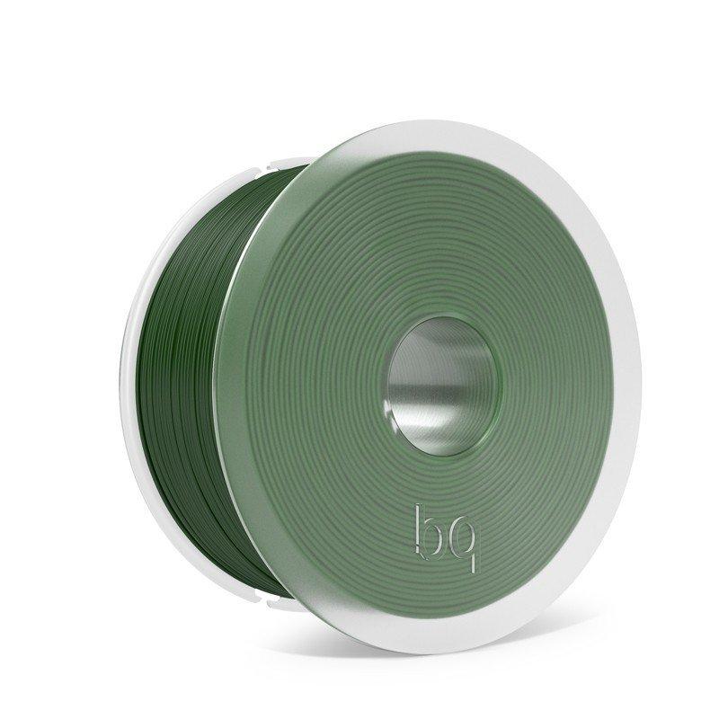 bq F000156 material de impresión 3d Ácido poliláctico (PLA) Verde 1 kg