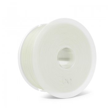 bq F000158 material de impresión 3d Ácido poliláctico (PLA) Transparente 1 kg