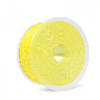 bq F000159 material de impresión 3d Ácido poliláctico (PLA) Amarillo 1 kg