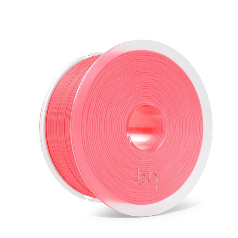 bq F000160 material de impresión 3d Ácido poliláctico (PLA) Coral 1 kg