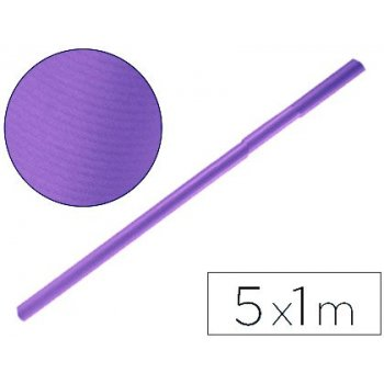 Papel kraft liderpapel violeta rollo 5x1 mt