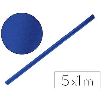 Papel kraft liderpapel azul azurita rollo 5x1 mt