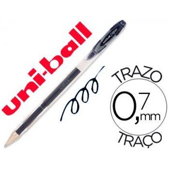 Boligrafo uni-ball roller um-120 signo 0,7 mm tinta gel color negro