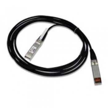 Allied Telesis AT-SP10TW1 cable de red 1 m Cat7 Negro