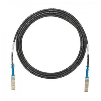 Panduit PSF1PXD4MBL cable infiniBanc 4 m SFP+ Negro