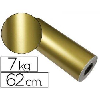 Papel fantasia verjurado star 7091 oro bobina 62 cm 7 kg
