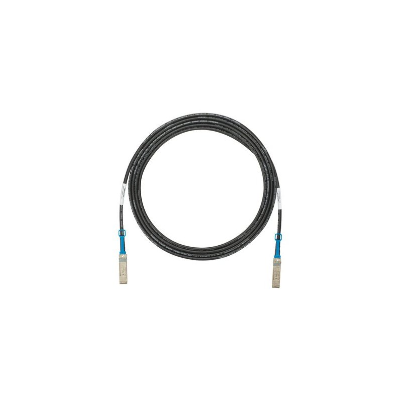 Panduit PSF1PXD7MBL cable de red 7 m Negro