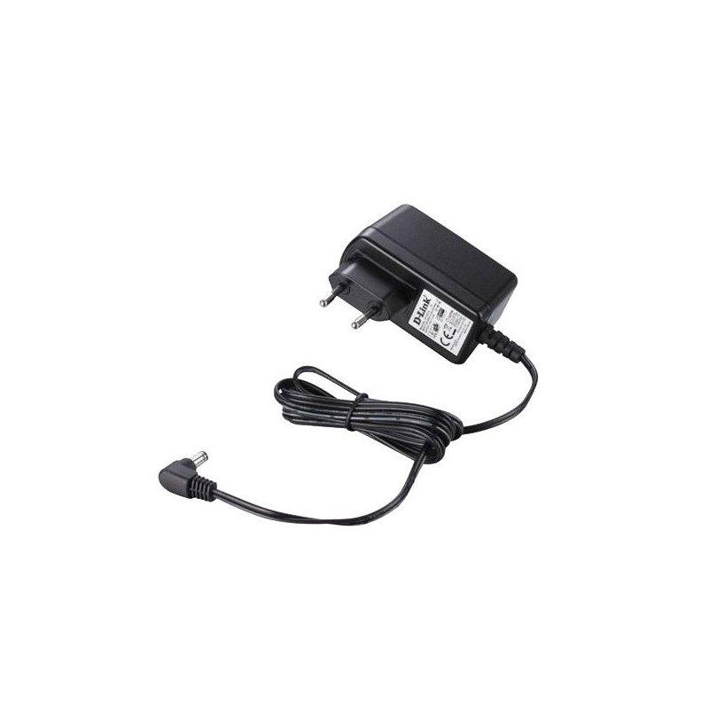 D-Link PSM-12V-38-B adaptador e inversor de corriente Interior Negro
