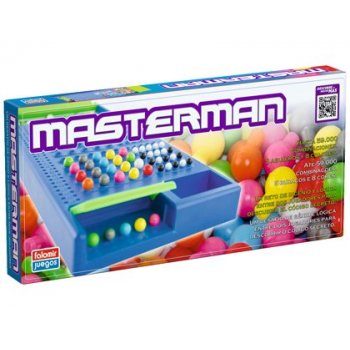 Juego de mesa falomir masterman