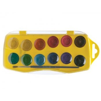 Acuarela pelikan junior 12 colores estuche de plastico