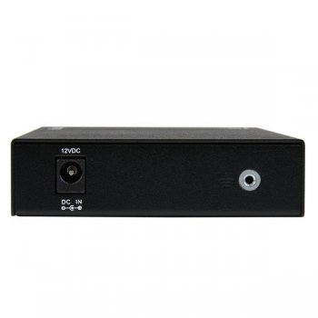 StarTech.com Conversor de Medios Gigabit Ethernet a Fibra Multi Modo Conector SC - 550m
