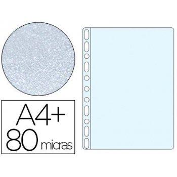 Funda multitaladro q-connec a4+ 80 mc piel de naranja bolsa de 10 unidades