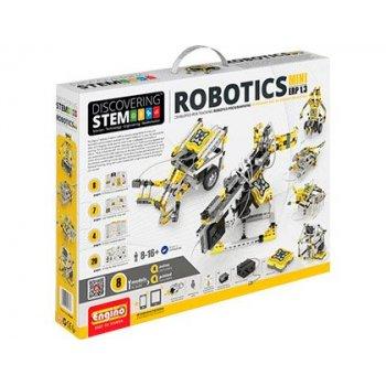 Set de construccion engino robotics mini